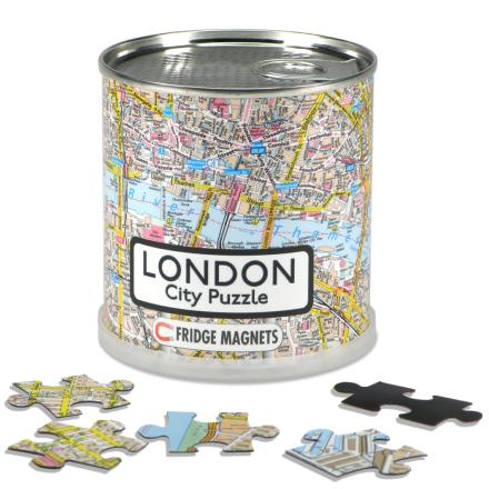 London city puzzle magnets - Extragoods
