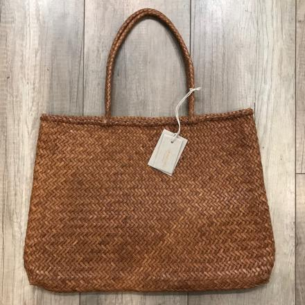 Sophie Large Tan - Dragon Bags