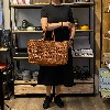 Cannage shopper Max XL tan - Dragon Bags