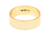 Bracelet Lucy Blanc sable - Bangle Up