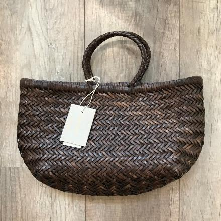 Triple jump small Dark Brown - Dragon Bags
