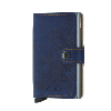 Mini Wallet INDIGO-5 TITANIUM- Secrid