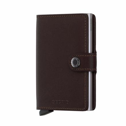 Mini Wallet Original Brown - Secrid