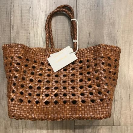 Cannage small Tan - Dragon Bags