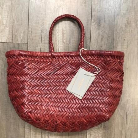 6 Lines Bamboo triple jump small Bordeaux - Dragon Bags