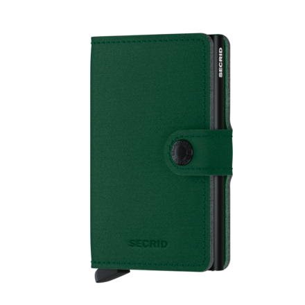 Mini Wallet Yard GREEN - Secrid