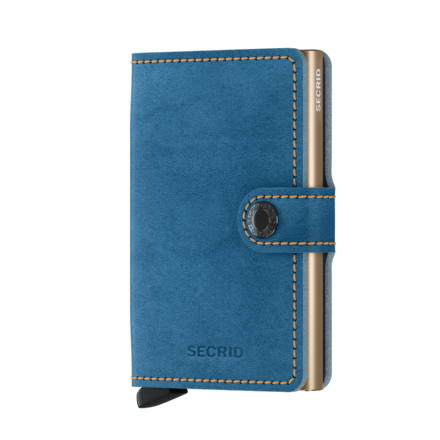 Mini Wallet INDIGO 3 SAND - Secrid