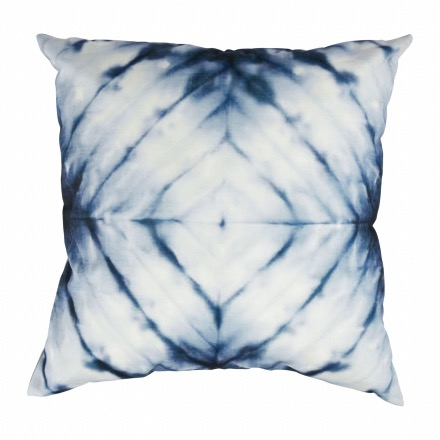 Coussin Tie and dye