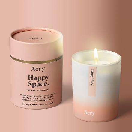 Aromatherapy - Happy space