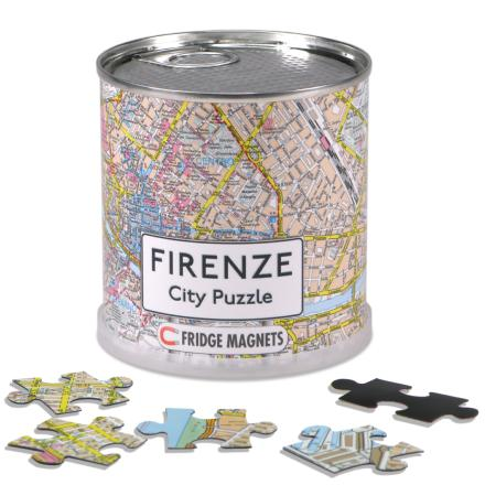 Firenze city puzzle magnets - Extragoods