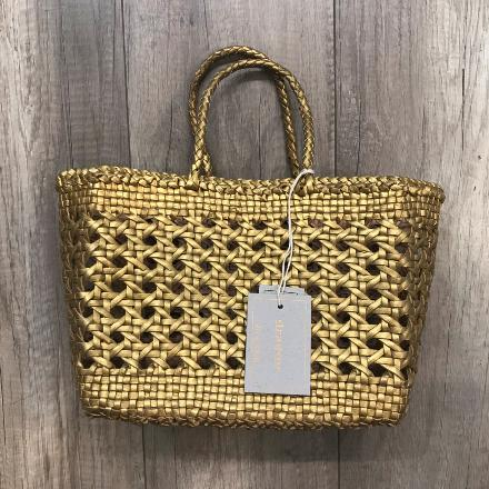 Cannage small Gold - Dragon Bags