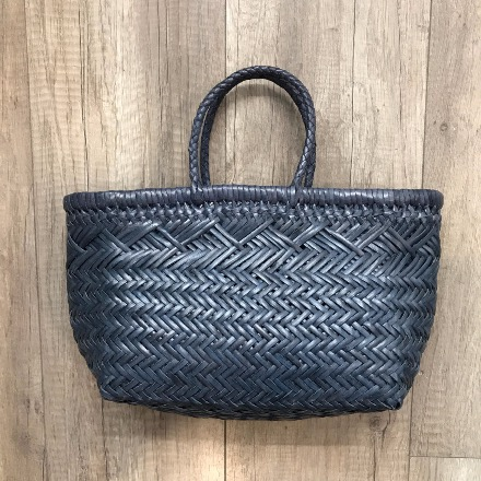 6 Lines triple jump small Navy - Dragon Bags