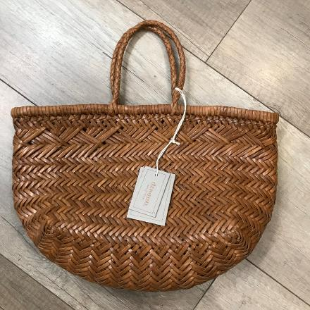 6 Lines triple jump small Tan - Dragon Bags