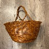 JB Basket Tan - Dragon Bags