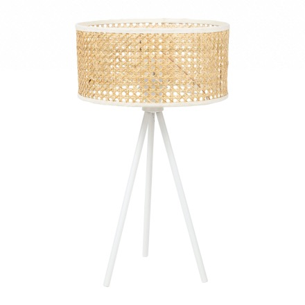 Lampe ambiance blanche