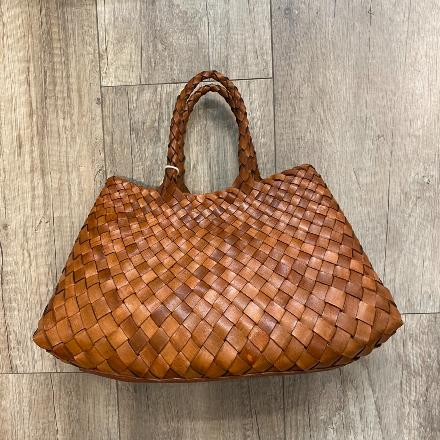 Santa Croce small tan - Dragon bags