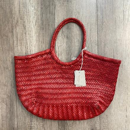 Nantucket big Bamboo red - Dragon Bags