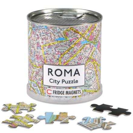 Rome city puzzle magnets - Extragoods