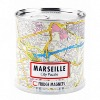 Marseille city puzzle magnets - Extragoods