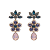 Aurora earrings - Tanzanite Blue - Lily & Rose