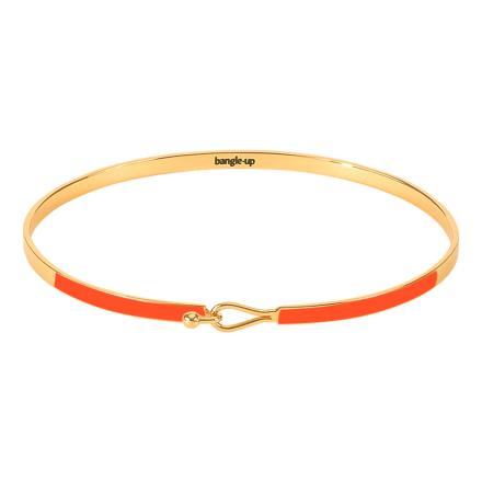 Jonc Lily tangerine - Bangle Up