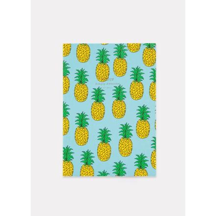 Carnet A5 Pineapple - Wouf